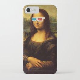 miss mona iPhone Case