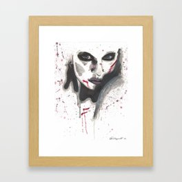 Provocation Framed Art Print