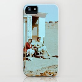 Dustbowl Camping iPhone Case