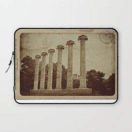 Old Postcard--Mizzou Laptop Sleeve