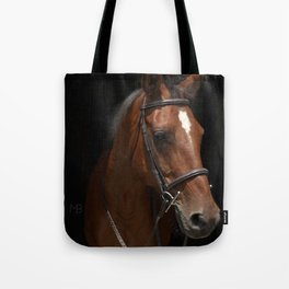 Downtown Abby Tote Bag