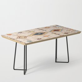 N250 - Oriental Heritage Berber Traditional Moroccan Style Coffee Table
