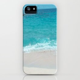 Take a Deep Breath iPhone Case