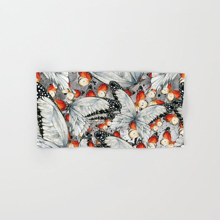 Butterflies #1 Hand & Bath Towel