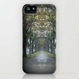 Nature's guard of Honour iPhone Case