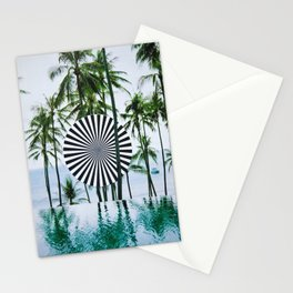 Tropical Trance Stationery Cards