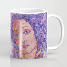 Variations On Botticelli's Venus – No. 2 Coffee Mug