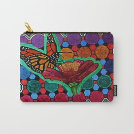 Cindy's Butterfly Carry-All Pouch