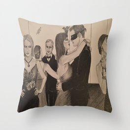 FIFTY SHADES DARKER Throw Pillow