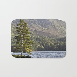The Lonely Tree Bath Mat