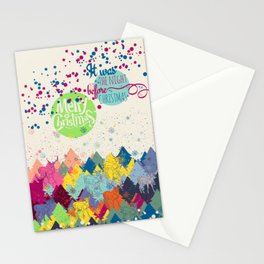 #SilentNightHolyNight2 Stationery Cards