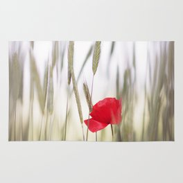 Poppy Abstract Rug