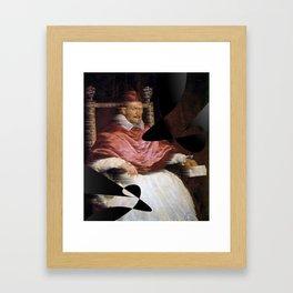 vella61110 Framed Art Print