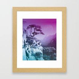Silent Hill - Skull Framed Art Print