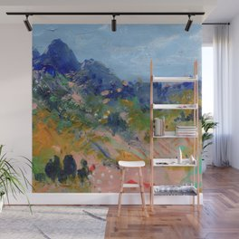 The Pasture Wall Mural