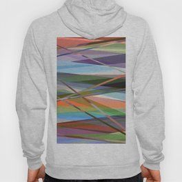 Abstract Composition 671 Hoody
