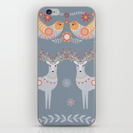 Nordic Winter iPhone Skin