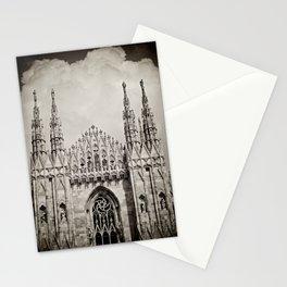 Duomo of Milan Stationery Cards