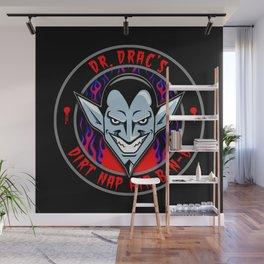 DR DRAC - DIRT NAP AIR BNB Wall Mural