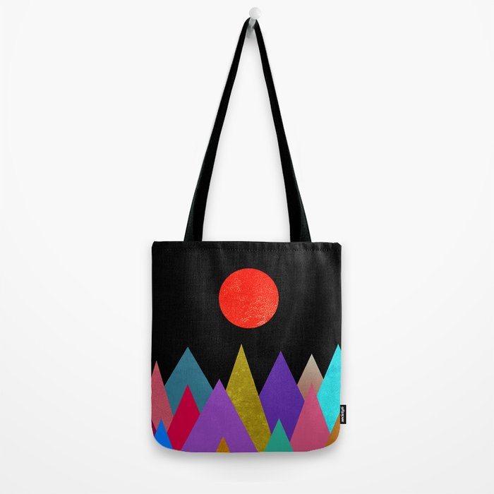 Abstract #449 Tote Bag
