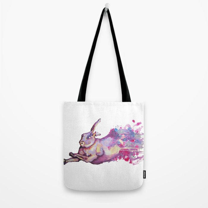 In which there is a rabbit-splosion  Tote Bag