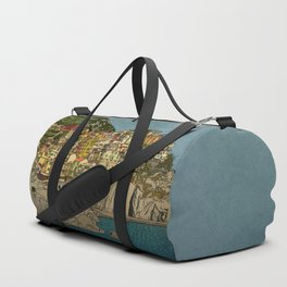 Of Houses and Hills Duffle Bag