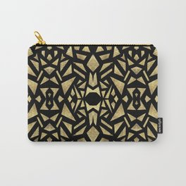 Ari's Gold Carry-All Pouch