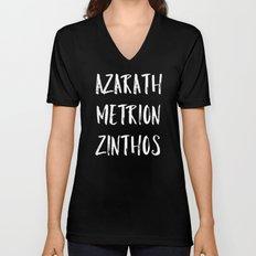 Azarath Metrion Zinthos Unisex V-Neck