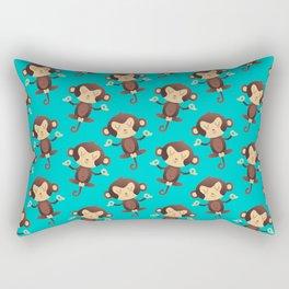 ChimpanZEN Rectangular Pillow