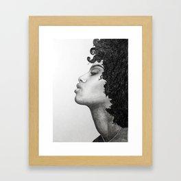 I AM WOMBYN Framed Art Print