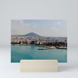 Panoramic Kusadasi Mini Art Print