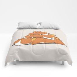 Comfy Bed - CORGI Comforters