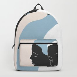 reflection - the mirror Backpack