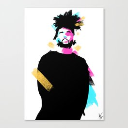 Dude #2 Canvas Print