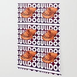 Bulldog Skull Wallpaper
