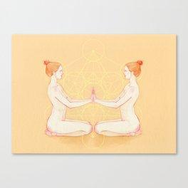 Gemes Canvas Print