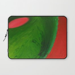 Abstract Untitled by Robert S. Lee Laptop Sleeve
