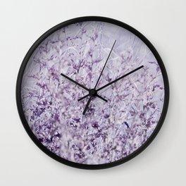 Desert Hush Wall Clock