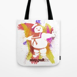 stay.puft.inc Tote Bag