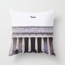 Lincoln Throw Pillow