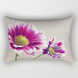And breathe to them the summer sky Rectangular Pillow