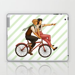 Adrinette Laptop & iPad Skin