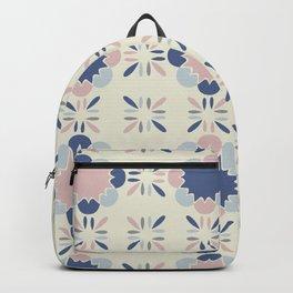 Pastel Tile Backpack