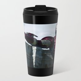 Iron Man: Gulmira Metal Travel Mug