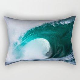 Speed, Power and Flow Rectangular Pillow