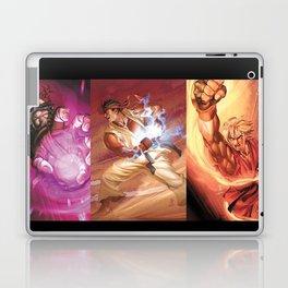 Street Fighter Favorites Laptop & iPad Skin