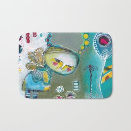 Lilly Bath Mat
