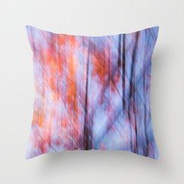 Autumn Motif 2 Throw Pillow