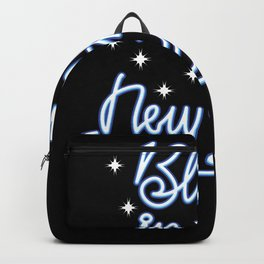 New Year Bling - Gift Backpack