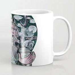 Lady Knight Coffee Mug
